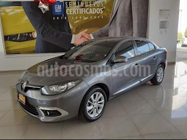Renault Fluence Dynamique CVT usado (2017) color Gris precio $178,900