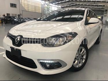 Renault Fluence Expression CVT usado (2017) color Blanco Perla precio $179,000