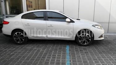 Renault Fluence 4P PRIVILEGE L4/2.0 AUT usado (2017) color Blanco precio $235,000