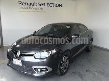 foto Renault Fluence Privilege CVT usado (2016) color Gris precio $190,000