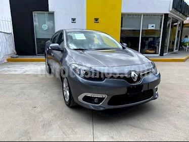 Renault Fluence 4p Expression L4/2.0 Aut usado (2017) color Gris precio $187,000