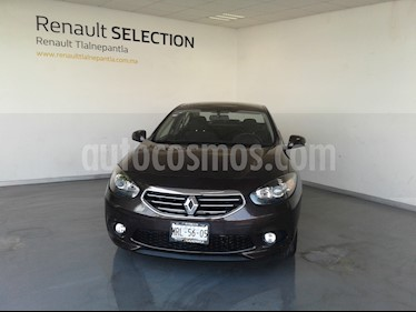 Renault Fluence Expression CVT usado (2014) color Marron precio $139,000