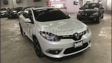 foto Renault Fluence Privilege CVT usado (2017) color Blanco precio $215,000