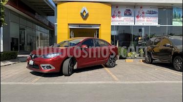 foto Renault Fluence Dynamique CVT usado (2018) color Rojo precio $198,000