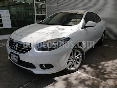 Renault Fluence Dynamique Pack CVT  usado (2013) color Blanco precio $115,000