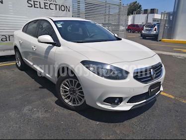 Renault Fluence Dynamique usado (2013) color Blanco precio $135,000