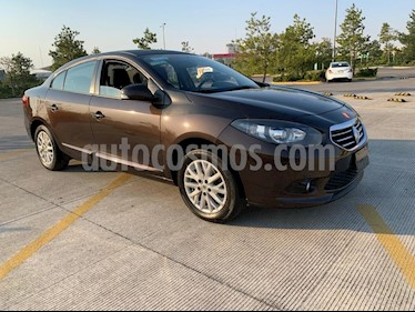 Renault Fluence Expression CVT usado (2014) color Marron precio $129,000
