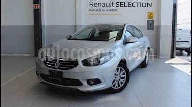Renault Fluence 4p Expression 2.0 aut usado (2013) color Plata precio $130,000
