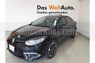 foto Renault Fluence 4p Pivilege L4/2.0 Aut usado (2017) color Negro precio $174,995