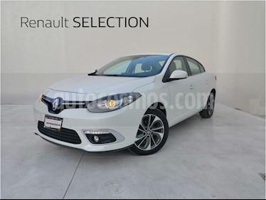 Renault Fluence Privilege CVT usado (2016) color Blanco Perla precio $180,000