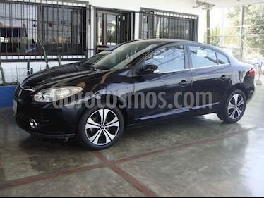 Renault Fluence Privilege CVT usado (2012) color Negro precio $125,000