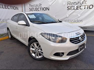 Renault Fluence Dynamique CVT usado (2014) color Blanco Perla precio $140,000