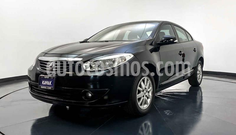 Renault Fluence Expression CVT usado (2011) color Negro precio $102,999