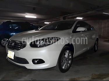 Renault Fluence Dynamique CVT usado (2014) color Blanco precio $120,000