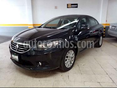 Renault Fluence 4p Expression L4/2.0 Aut usado (2014) color Negro precio $139,000