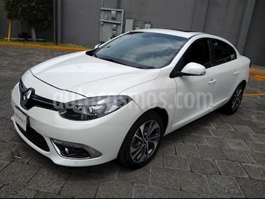 Foto venta Auto usado Renault Fluence Privilege CVT (2017) color Blanco Perla precio $237,000