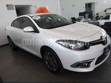 Foto venta Auto usado Renault Fluence Privilege CVT (2015) color Blanco precio $159,000