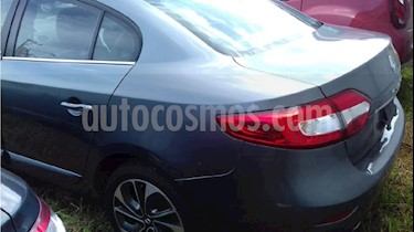 Foto venta Auto usado Renault Fluence Privilege CVT (2015) color Gris precio $205,000