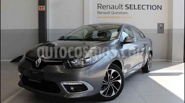 Renault Fluence Privilege CVT usado (2017) color Gris precio $215,000