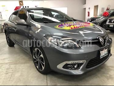 Foto venta Auto usado Renault Fluence Privilege CVT (2017) color Gris precio $229,000