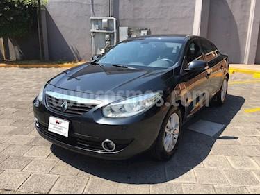 Foto venta Auto usado Renault Fluence Privilege CVT (2012) color Negro precio $120,000