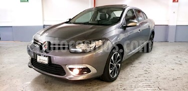 Foto venta Auto usado Renault Fluence Privilege CVT (2017) color Gris precio $270,000