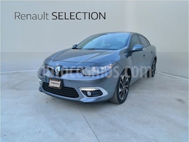 Foto venta Auto usado Renault Fluence Privilege CVT (2017) color Gris precio $230,000