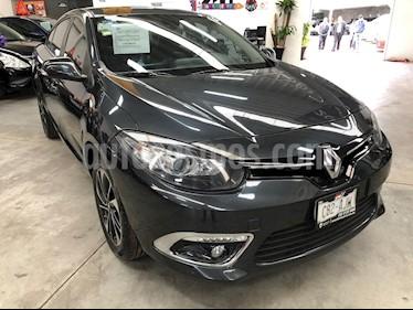 Foto Renault Fluence Privilege usado (2016) color Gris Oscuro precio $239,000