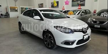 Foto venta Auto usado Renault Fluence Privilege (2017) color Blanco precio $237,000