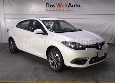 Foto venta Auto Seminuevo Renault Fluence Privilege (2015) color Blanco precio $175,000