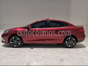 Foto Renault Fluence Privilege usado (2017) color Rojo Vivo precio $275,000