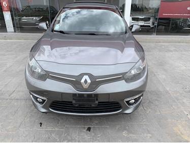 Foto venta Auto usado Renault Fluence Privilege (2016) color Gris precio $180,000