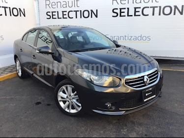 Foto venta Auto usado Renault Fluence Privilege  (2014) color Gris Oscuro precio $155,000