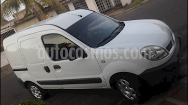 Foto venta carro usado Renault Kangoo Express 1.6L (2012) color Blanco precio u$s5.500