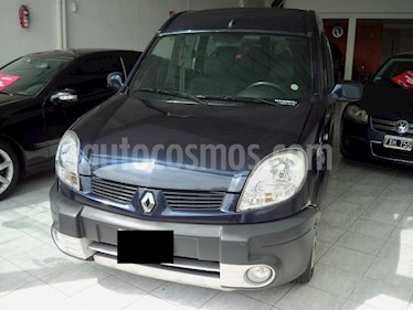 Foto venta Auto usado Renault Kangoo - (2012) color Azul precio $229.900