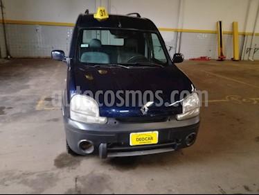Foto venta Auto Usado Renault Kangoo - (2008) color Azul precio $215.000