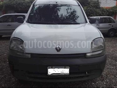 Foto venta Auto usado Renault Kangoo - (2008) color Blanco precio $190.000