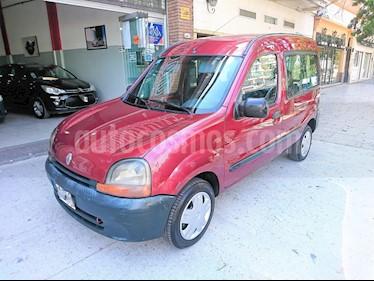 Foto venta Auto usado Renault Kangoo - (2001) color Bordo precio $140.000