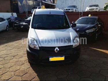 Foto venta Auto usado Renault Kangoo 1.6. EX. 2 PLC CON. 5AS. L/14 LLANTAS BARRA (2016) color Gris precio $410.000