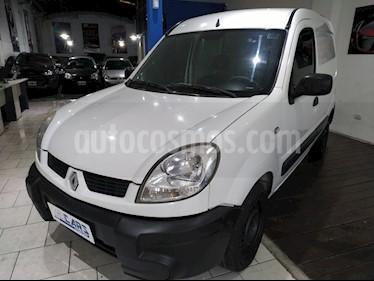 Renault Kangoo 1.6 OshKosh usado (2013) color Blanco precio $334.000
