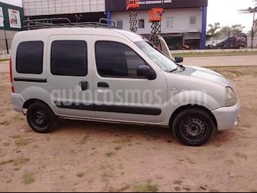 Foto venta Auto Usado Renault Kangoo 1.6 OshKosh (2008) color Gris precio $180.000