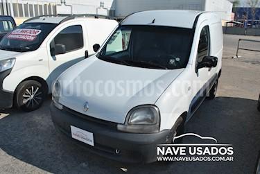 Foto venta Auto Usado Renault Kangoo 1.6 OshKosh (2008) color Blanco