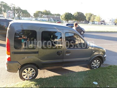 Renault Kangoo 2 Break 1.5 dCi Authentique Plus usado (2009) color Gris Acero precio $180.000