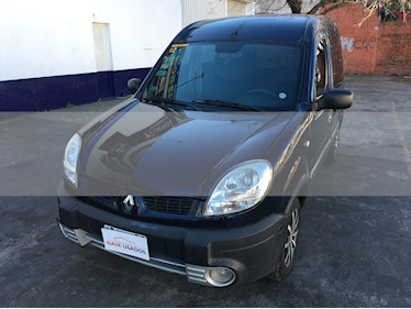 Foto Renault Kangoo 2 Break 1.6 Authentique 1P usado (2012) color Azul precio $340.000