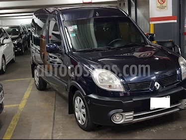 Foto venta Auto usado Renault Kangoo 2 Break 1.6 Authentique Plus 2P (2013) color Azul precio $339.000