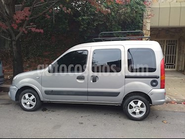 Renault Kangoo 2 Break 1.6 Authentique Plus 2P usado (2009) color Gris precio $200.000