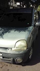 Foto venta Auto usado Renault Kangoo 2 Break 1.6 Sportway (2008) color Gris Boreal precio $190.000