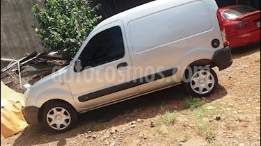 Renault Kangoo 2 Express 1.5 Diesel Confort 1P usado (2012) color Gris Estrella precio $168.000