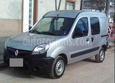 Foto venta Auto usado Renault Kangoo 2 Express 1.5 Diesel Confort 2P 5 Pas (2017) color Plata precio $386.900