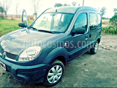 Foto venta Auto usado Renault Kangoo 2 Express 1.5 Diesel Confort 2P 5 Pas (2009) color Gris precio $190.000